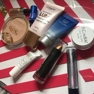 LOT of highlighting products , new and used